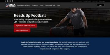 Heads Up Football is the safer way to practice and play