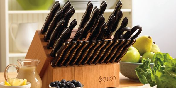 Cutco Cutlery Ultimate Set 6813C with Steak Knives