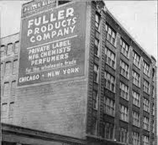 FULLER PRODUCTS COMPANY BUILDING