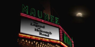 Legend of Holcomb Road at Maumee