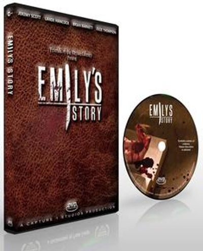 Emily's Story DVD jacket and disc