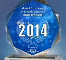 Nevada's  Best Karate School Reno's Best Ranked # 1 Year after Year Sparks Best Martial Arts School