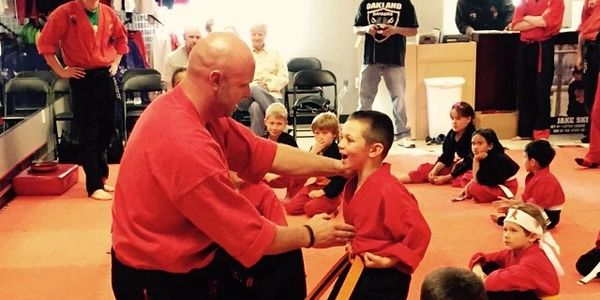 Teaching Kids Self Defense