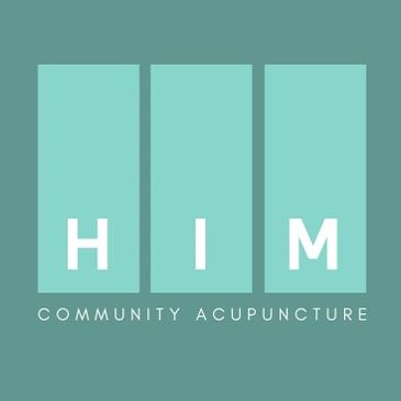 HIM Westfield Community Acupuncture Logo