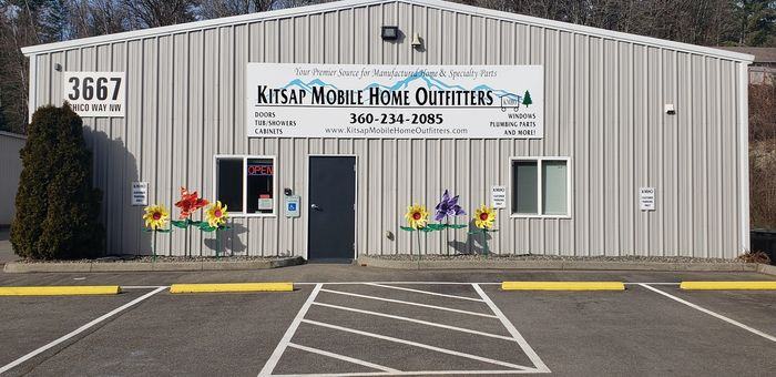 Mobile Home Parts - Kitsap Mobile Home Outers on doors for split entry homes, fleetwood double wide homes, doors for contemporary homes, horton double wide homes, doors for ranch homes, doors for colonial homes,