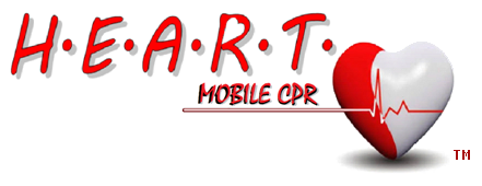 Welcome to HEART Mobile CPR Trainings