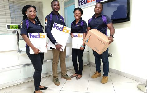 IAS GHANA LTD  - Express Delivery, Courier & Shipping Services