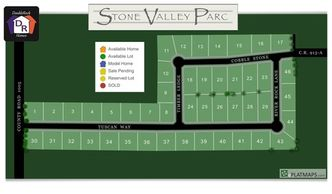 Stone Valley Parc Private Subdivision