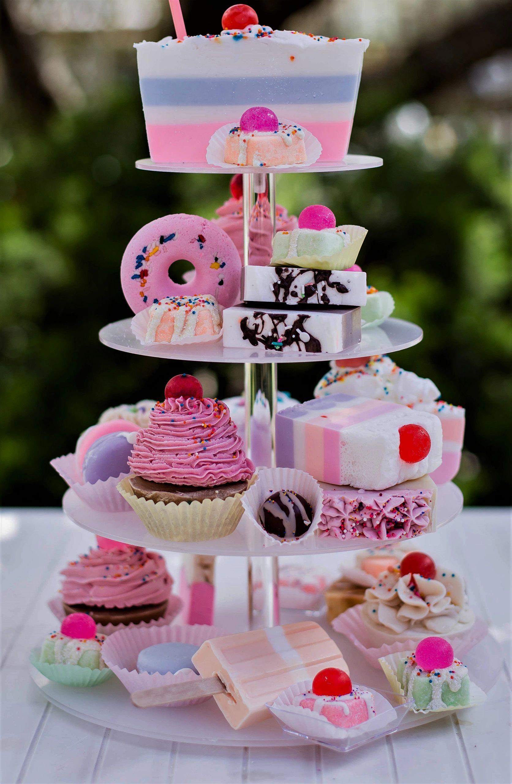 Surprising Birthday Cake Soap Dessert Soap Classic Suds Personalised Birthday Cards Sponlily Jamesorg