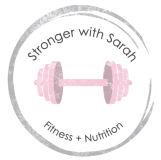 Stronger with Sarah