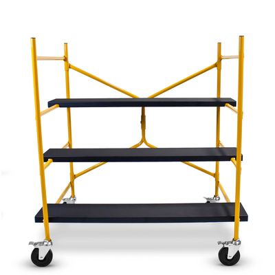 Nu-Wave Nuwave step-up step up utility cart workstand work stand SU-4 SU4 extra wide