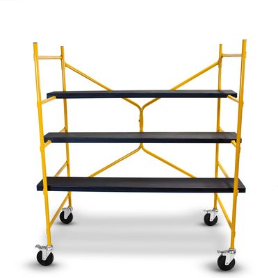 Nu-Wave Nuwave step-up step up utility cart workstand work stand SU-5 SU5 extra wide