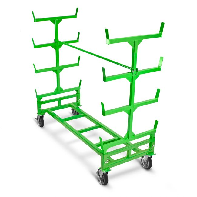 Nu-Wave Nuwave utility cart lean construction tree adapter