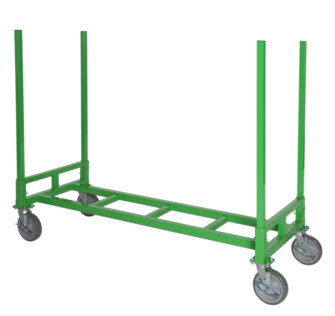Nu-Wave Nuwave utility cart lean construction F-66 F66