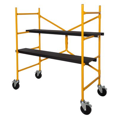 Nu-Wave Nuwave step-up step up utility cart workstand work stand SU-4 SU4