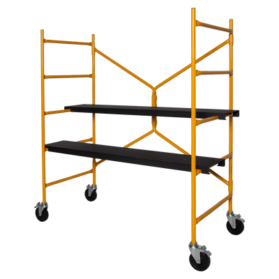 Nu-Wave Nuwave step-up step up utility cart workstand work stand SU-5 SU5