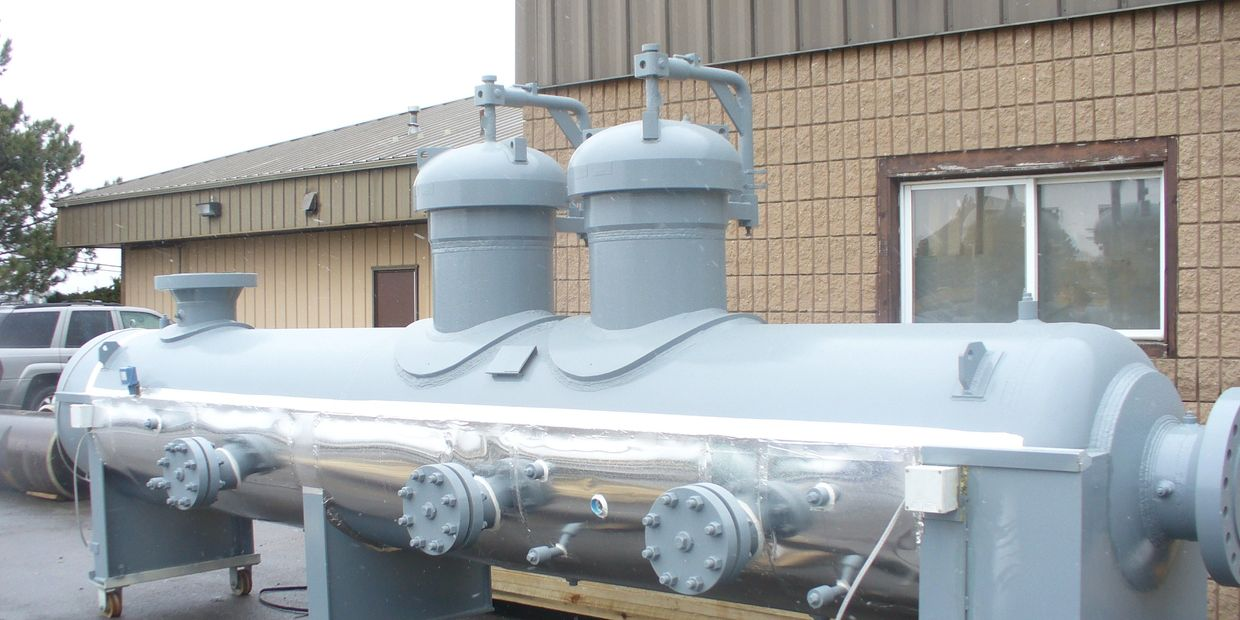 "Filter Vessels, Pig Launcher & Receivers, Strainers, Hydrocyclones, and Processing Tanks ""Yale 500"""