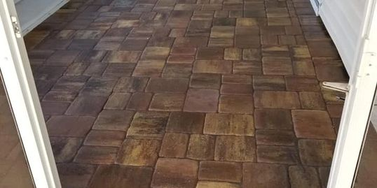 pavers, Tremron, outdoor living space, patio, Florida room, home improvements