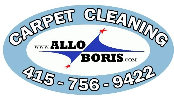 Allo Boris carpet cleaning 415-756-9422
