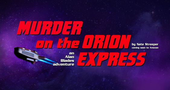 Promo image for Murder on the Orion Express