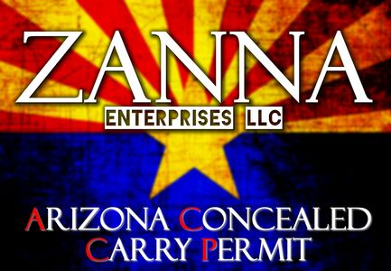 Get your AZ CCW by Zanna Enterprises LLC at Kingman Force on Force