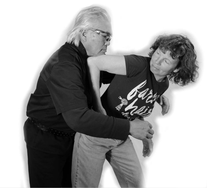 Women Empty Hands Self Defense at Kingman Force On Force