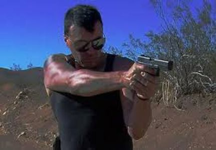 Handgun training for self-defense at Kingman Force on Force