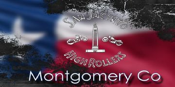 Montgomery Co Chapter San Jacinto High Rollers (SJHR)