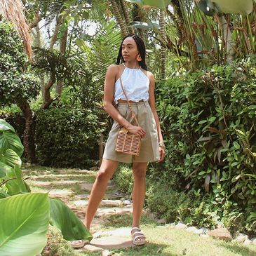Arielle Winfield Bali, Indonesia