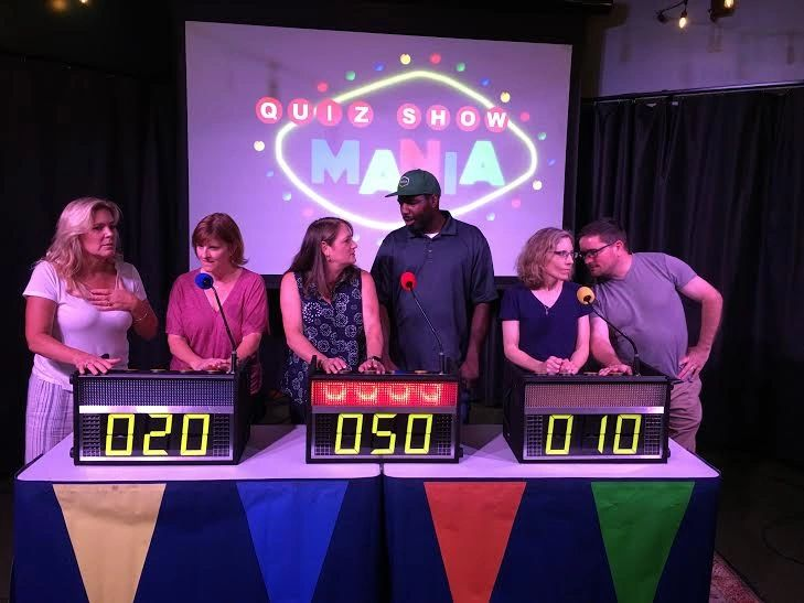 "As we all know, the ""Quiz Show"" is an American tradition, loved and understood by all age groups!"