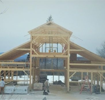 Winterwood Timber Frame
