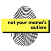 Not Your Mama's Autism Logo