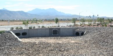 Storm Water Management Arizona Mohave Civil Engineering Drafting land survey