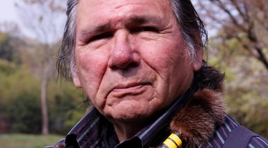 Miigwech Nowa Cumig. Rest in Power.