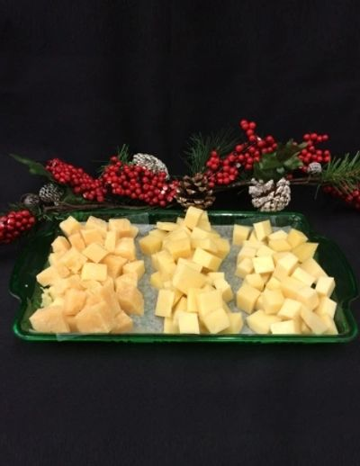 Cheese tray for 5 or 105 persons. For any opportunity