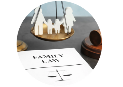 Evans Law Firm, PLLC, Biloxi, MS- Family law case.
