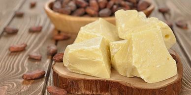 Raw Shea Butter with seeds