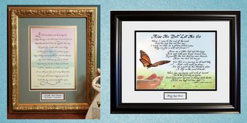 Sympathy and Memorial poems and verses of comfort and hope. Framed art and gifts that will uplift