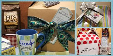 Coffee and Tea Gifts for friends, family and Co Workers