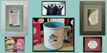Graduation Gifts for Grade School, High School and College. Nursing School