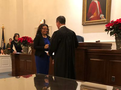 Swearing-In Ceremony December 2019