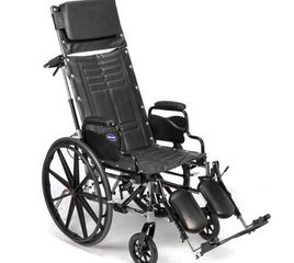 Medical Equipment Rentals reclining high back wheelchair in Los Angeles