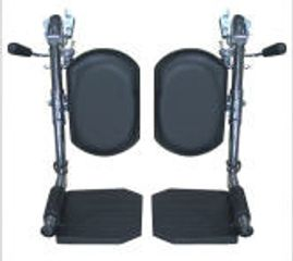 Medical Equipment Rentals standard Wheelchair heavy duty in Los Angeles elevating leg rests