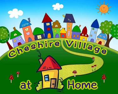 Cheshire Village at Home logo