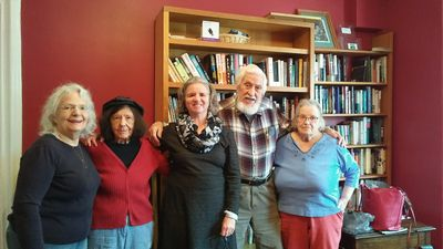 Keene Senior Center members