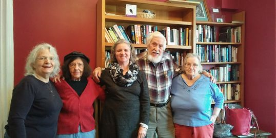 Keene Senior Center Writing Group