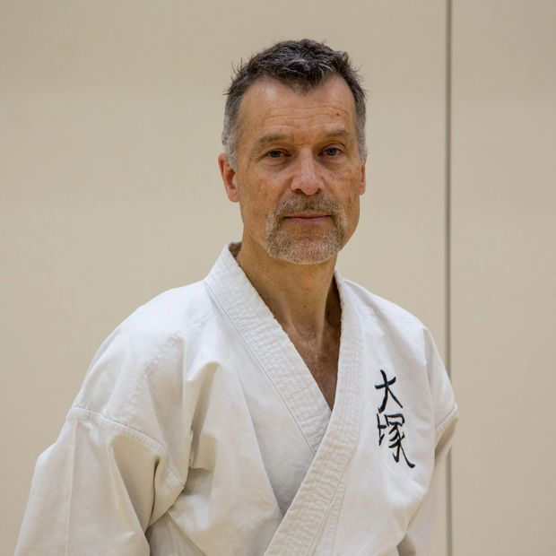 Richard Fossey, 7th Degree Black Belt