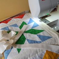 #HeatherMakes, quilting NI, quilting tutorial, sewing tutorial, learn to quilt, learn to sew, sewing