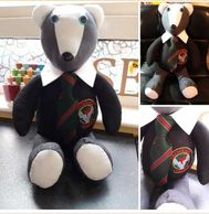 Memory Bears NI, memory bears, handmade, made from loved ones clothing, Omagh, #HeatherMakes