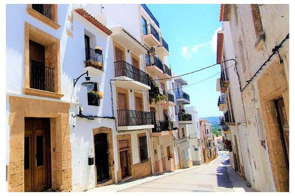 blanca boutique cycling accommodation in javea